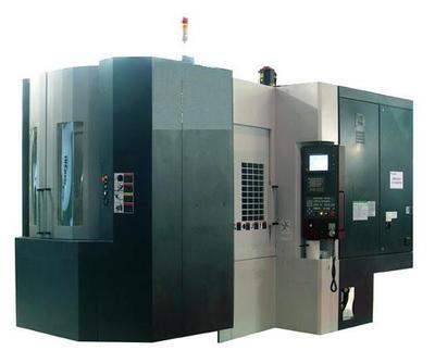 HMC63/80/100S高速卧式加工中心