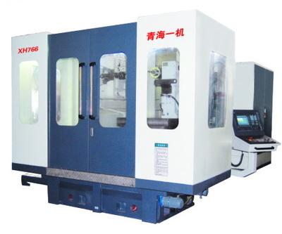 XH766卧式加工中心系列